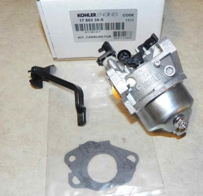 Picture of CH440 Kohler 17 853 39-S Carburetor Kit